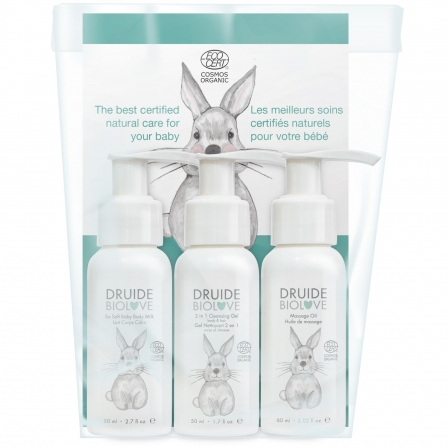 Baby Druide products - Diaper Bag Kit