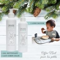 Offre Noël - Bébé/enfant - Long bavoir coton bio