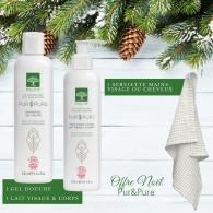 Offre Noël - Pur&Pure - Gel douche hypoallergénique et bio